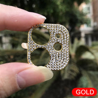 Bling Diamond Camera Lens Protector For iPhone