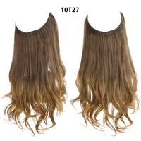 Natural Synthetic Hair Extension