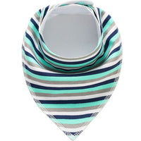 Triangle scarf Cotton Bibs