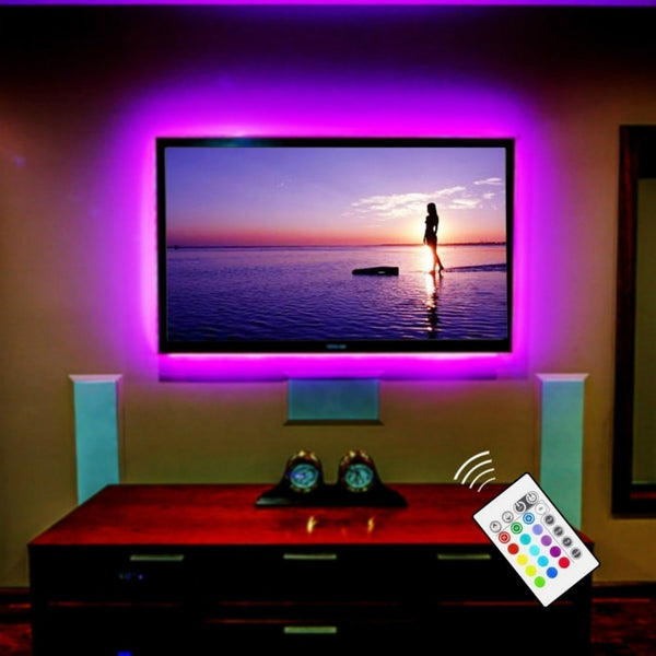 LED Computer and TV Neon Backlighting