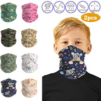 2pc Kids Mask Protection