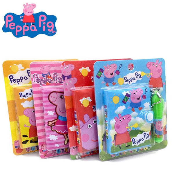Peppa Pig Notebook