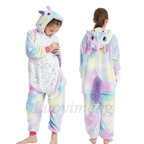 Big Girls Boys Unicorn Jumpsuits❤️❤️🦄