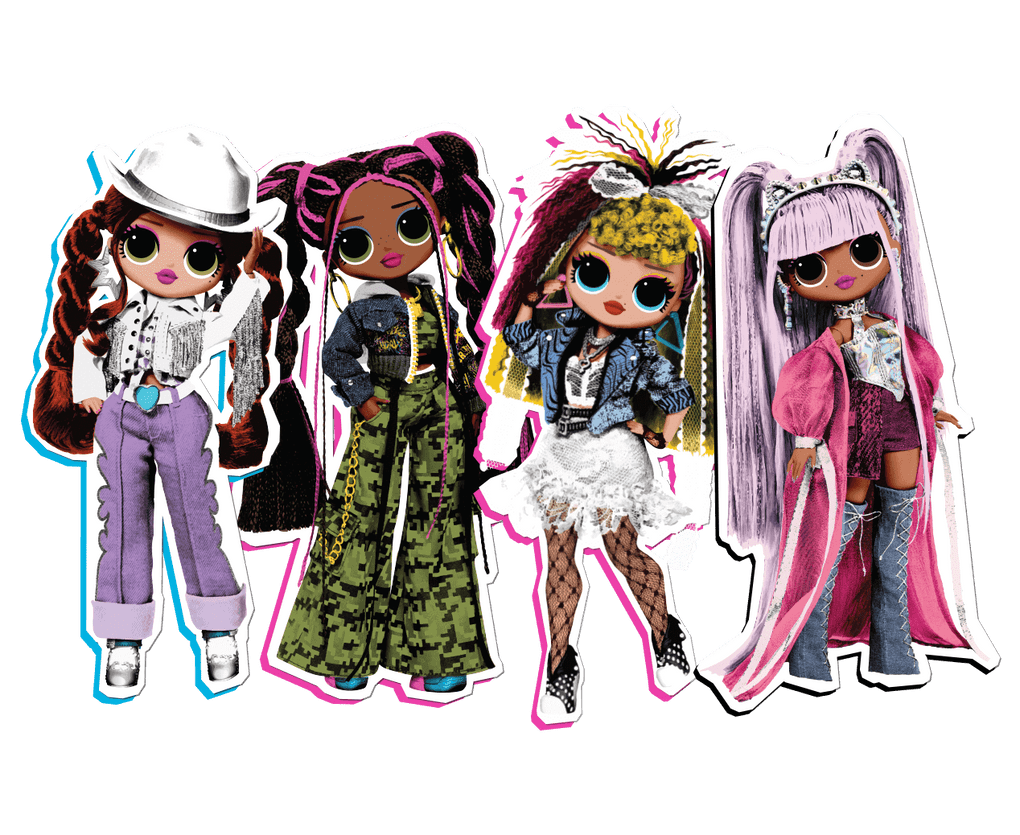 Collectible Dolls With Mix And Match Accessories L O L Surprise Play Lolsurprise