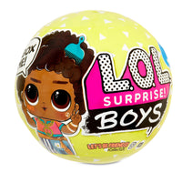 L.O.L. Surprise! Boys Character Doll with 7 Surprises Series 3