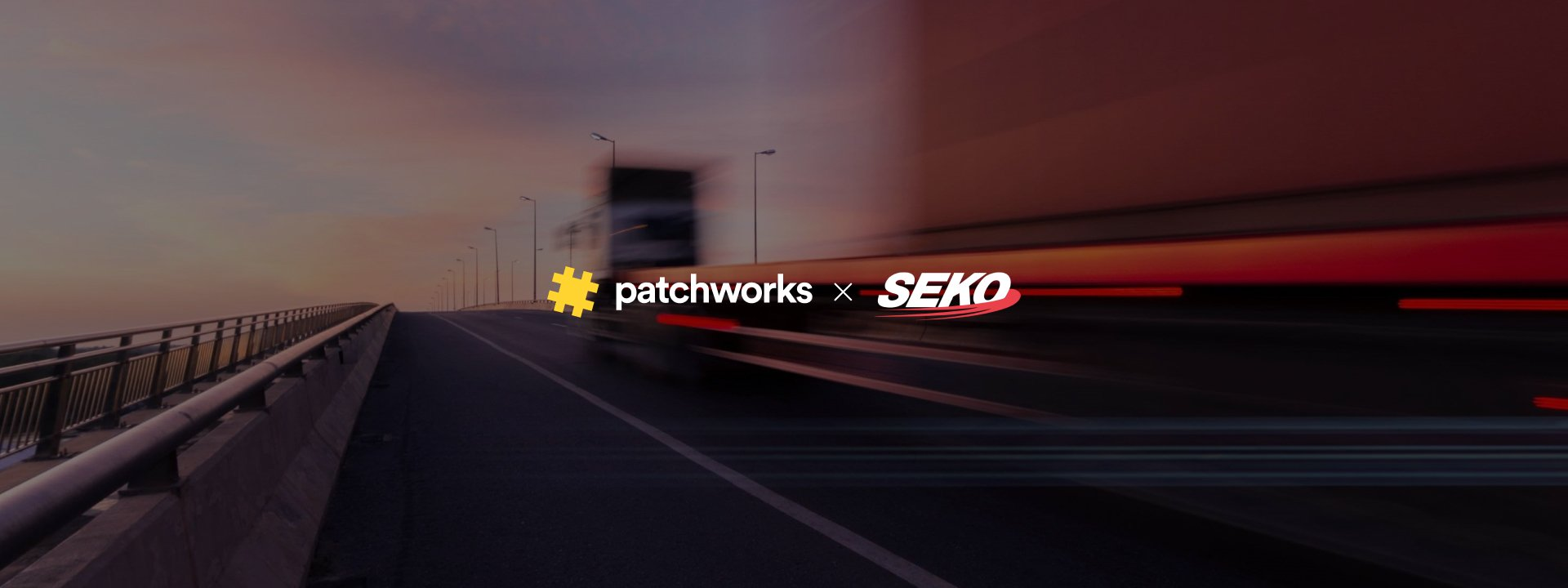 Patchworks x SEKO: A fast-track to success