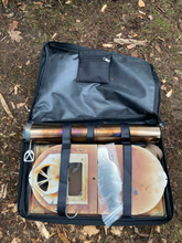 Load image into Gallery viewer, Portable Tent Wood Stove With Storage Bag