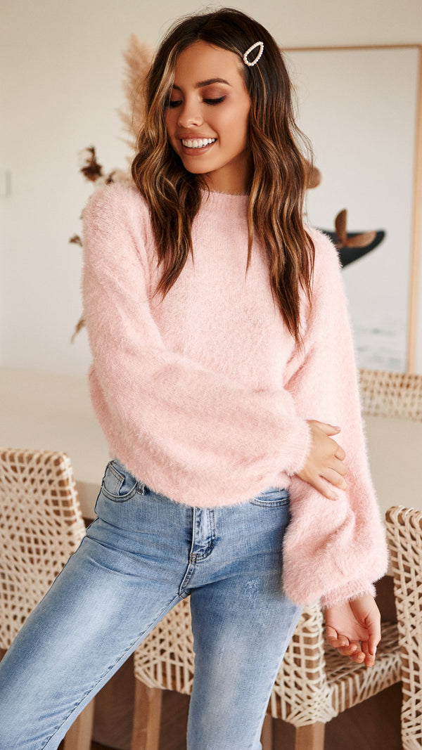 Better Together Knit - Pink