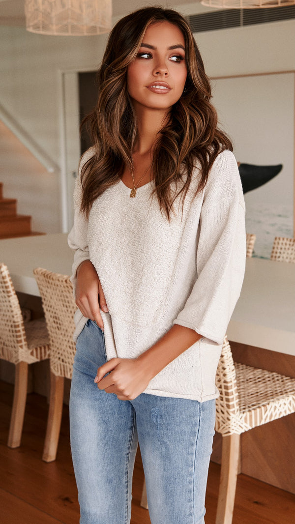 Pollie Knit Top