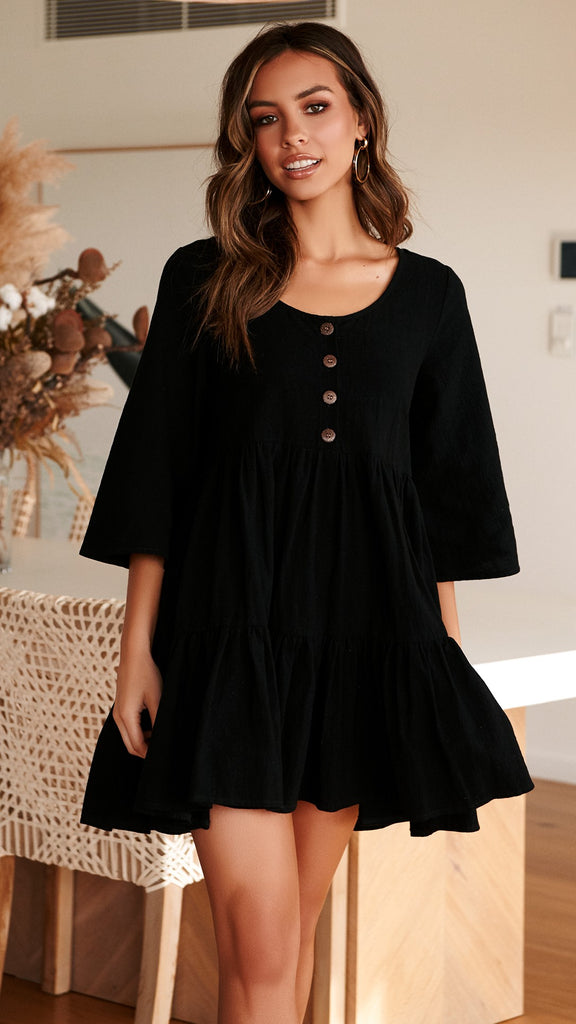 Tyra Dress - Black