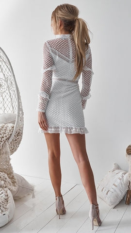 Bespoke Dress - White
