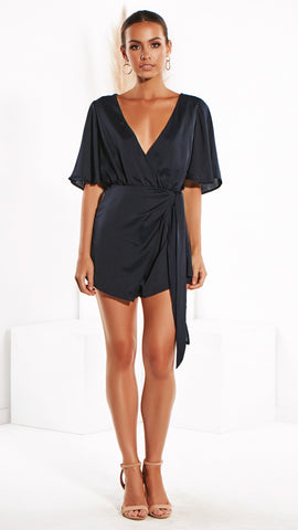 Chanel Playsuit - Navy