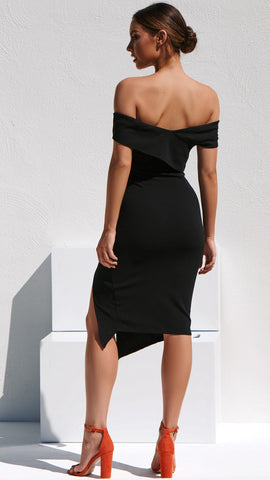 Hugo Dress - Black