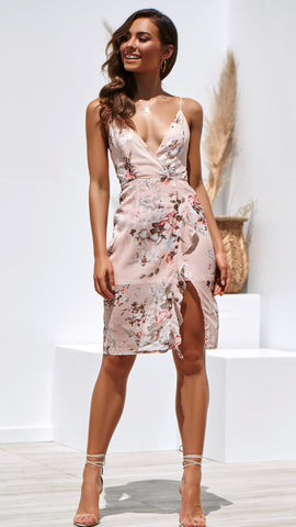 Arizona Dress - Blush