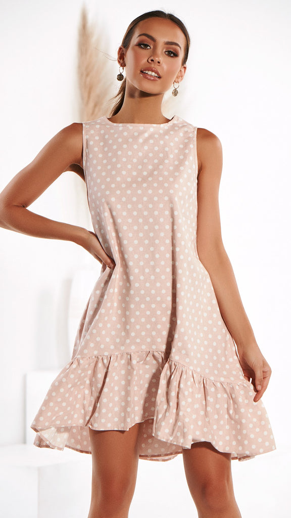 Lia Dress - Blush