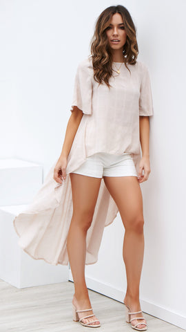MATISSE TOP - Blush