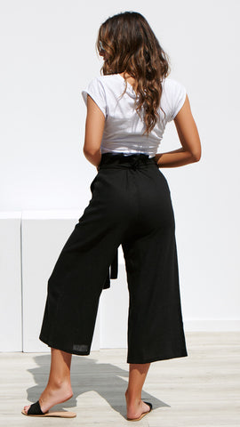 Ashton Pants - Black