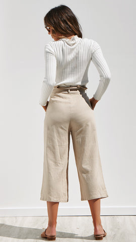 Ashton Pants - Natural