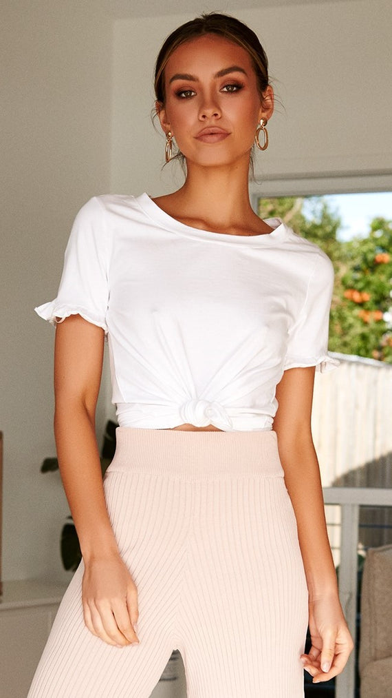 Mandella Top - White