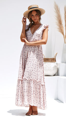 Lacie Maxi Dress