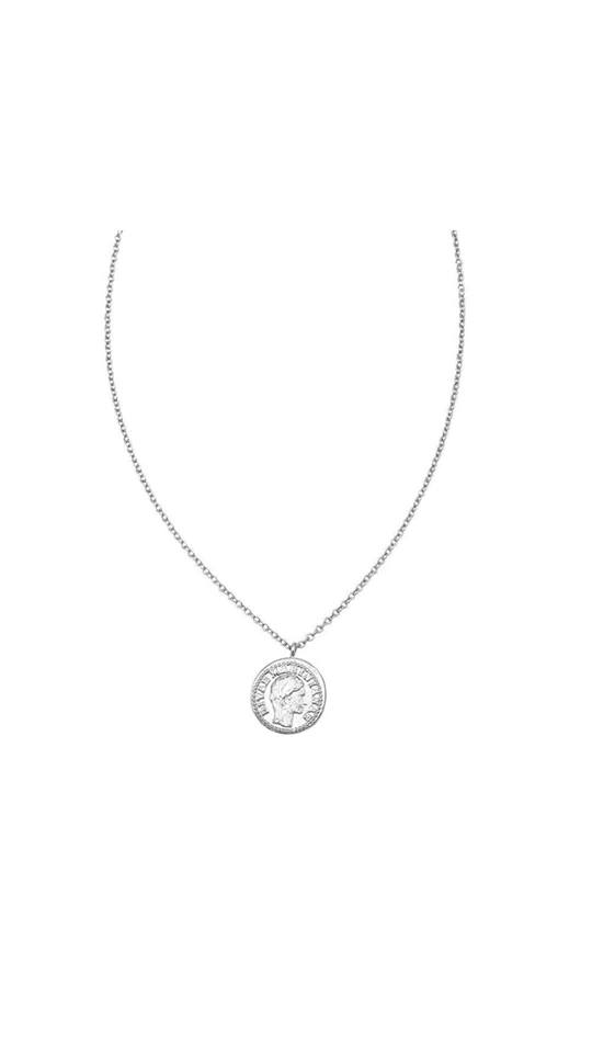 Valerie Necklace - Silver