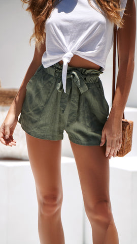 Sunday Sun Shorts - Khaki