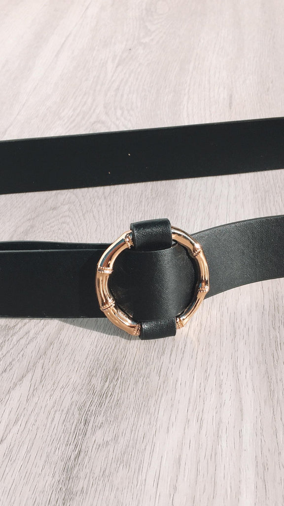 Boney Belt - Black
