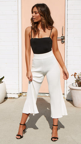 Casimira Pants - White