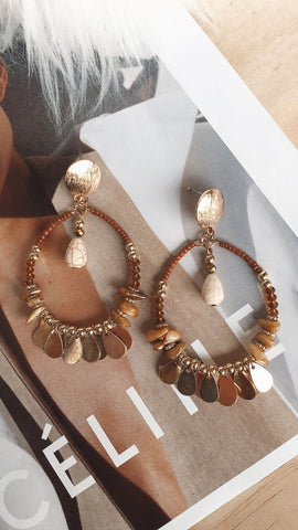 Bohemian Sunday Earrings