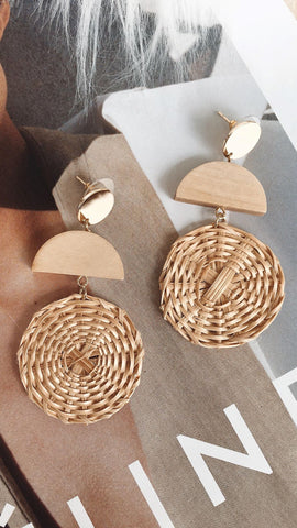 Bali Dream Earrings