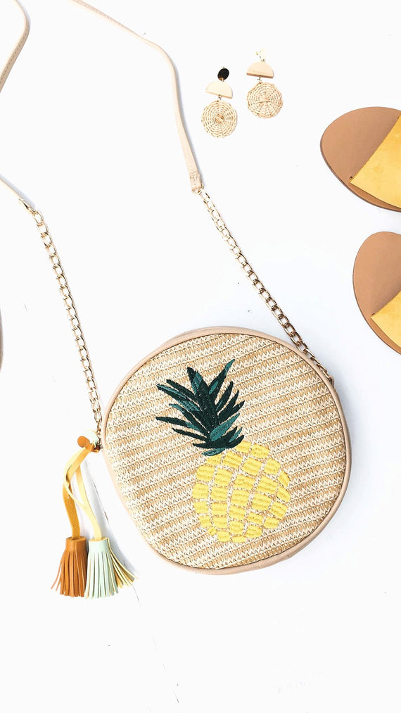 Tropical Shoulder Bag