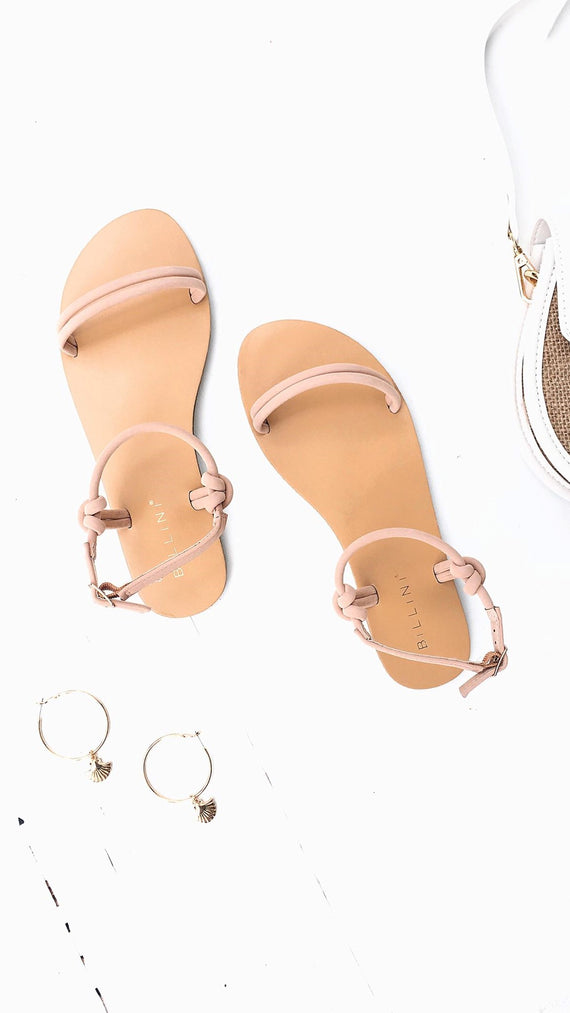 Columbia Sandals - Nude Nubuck