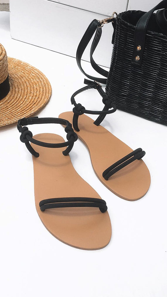 Columbia Sandals - Black Nubuck
