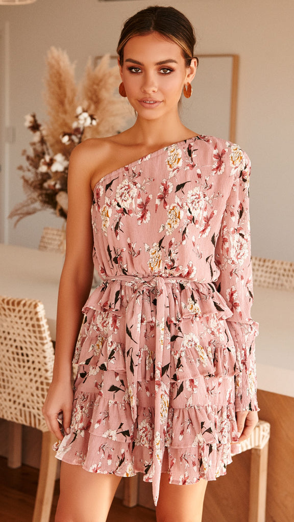 Honestly Dress - Blush