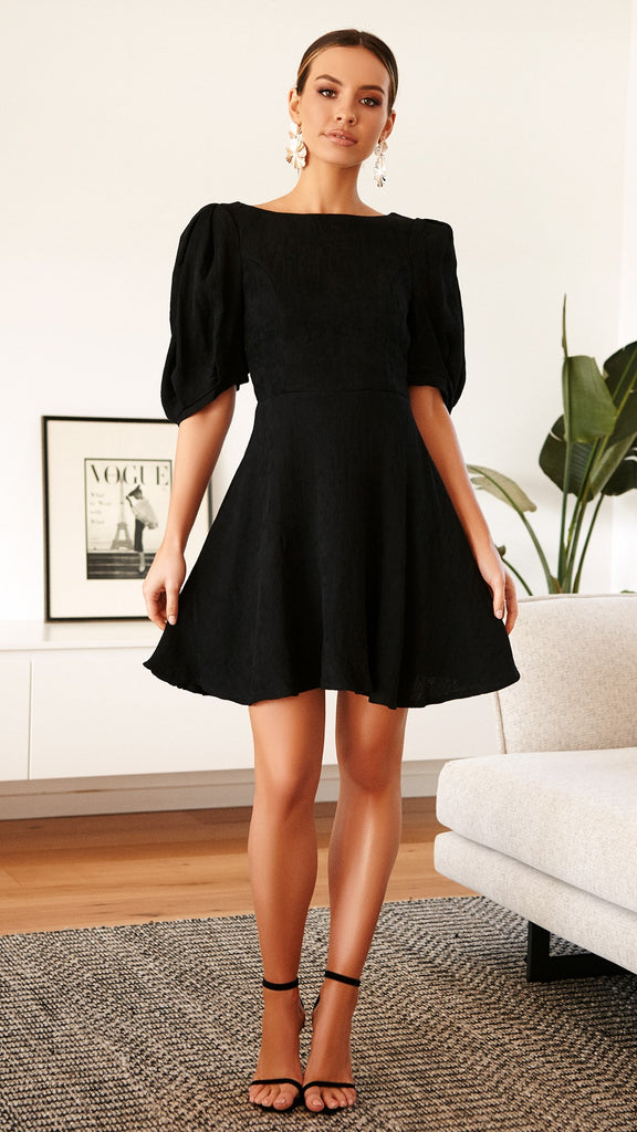 Maybella Dress - Black
