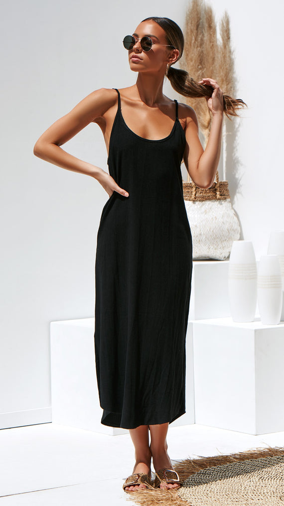 Winslow Dress - Black