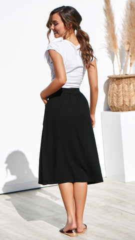Masika Skirt - Black