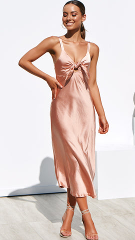 Marbella Dress - Blush