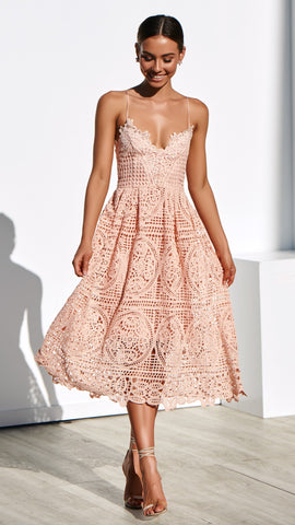 Dreaming of you dress - Peach*