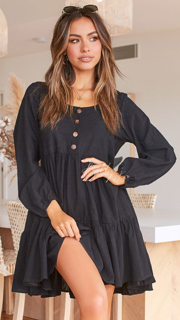 Reese Dress - Black