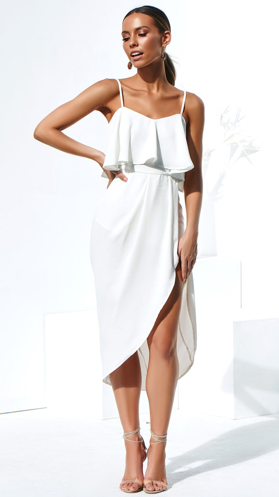 Miami Dress - White