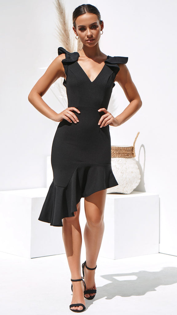 Marion Dress - Black