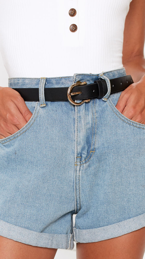 Kesha Belt - Black