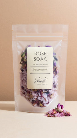 Rose Soak - Bath Salts