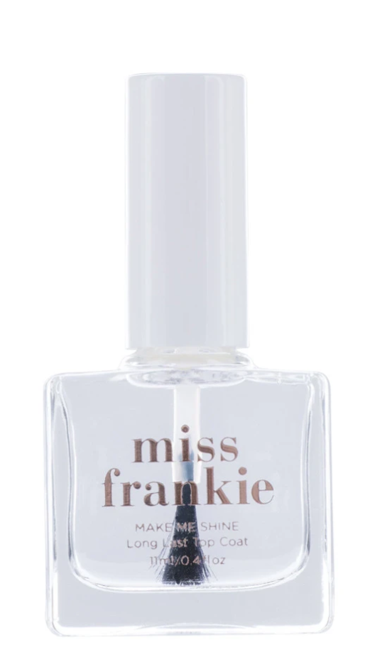 Miss Frankie Make Me Shine - Long Last Top Coat