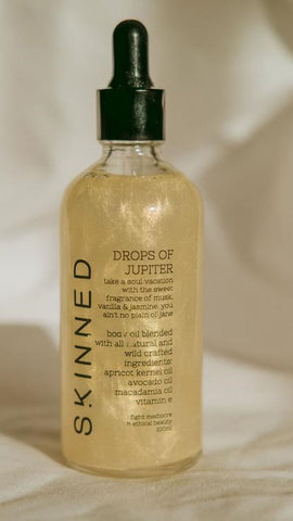 Drops of Jupiter Body Oil