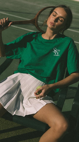 The Logo Tee - Green