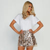 Twiggy Skirt - Gold