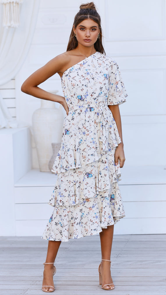 REALM DRESS - FLORAL
