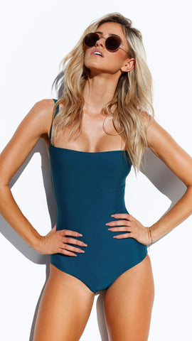Revolve One Piece - Teal
